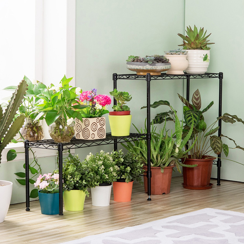 The hidden function of wire rack -- floral rack