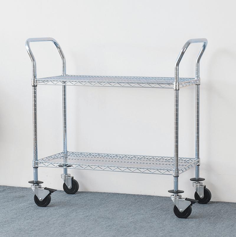 Wire Shelf cart