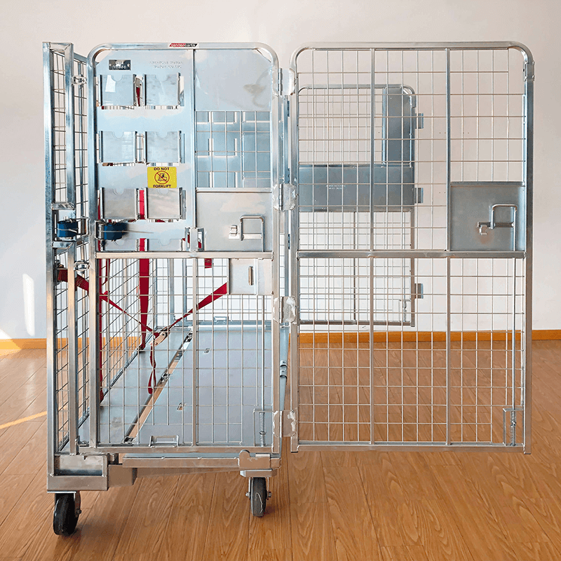 2-Shelf Security Cart