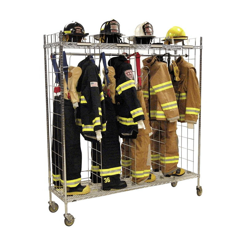 Firefighting Solutions with Top Storage