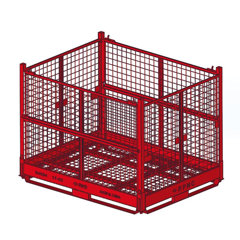 Wire Storage Cage
